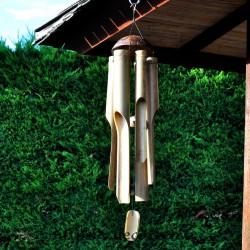 Carillon en bambou charmeur...