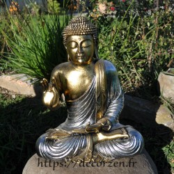 Statuette de Bouddha 15 cm