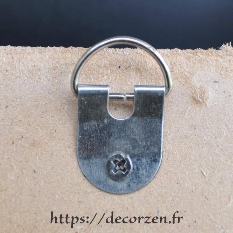 Anneau d'attache, de suspension, anneau pour accrocher