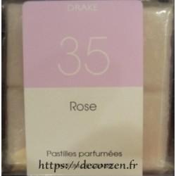 "Huile naturelle de parfum de Grasse ""Rose"""