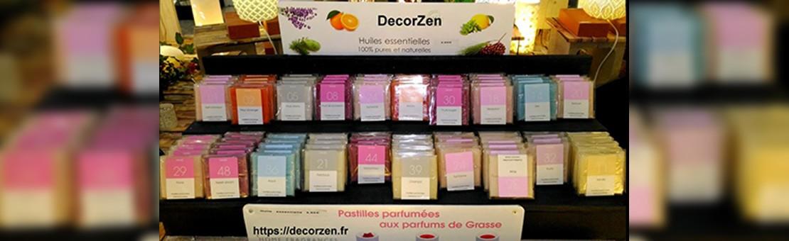 Huiles de parfums naturelles et accessoires